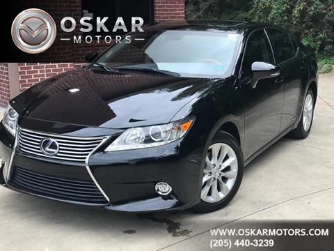 2014 Lexus ES 300h for sale in Hoover AL