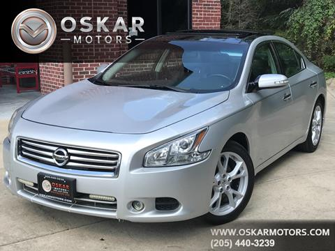 2014 Nissan Maxima for sale in Hoover AL