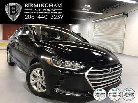 2018 Hyundai Elantra for sale in Hoover, AL