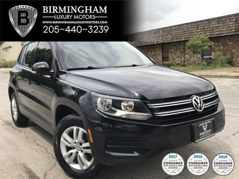 Used Suv For Sale >> 2017 Volkswagen Tiguan For Sale In Hoover Al