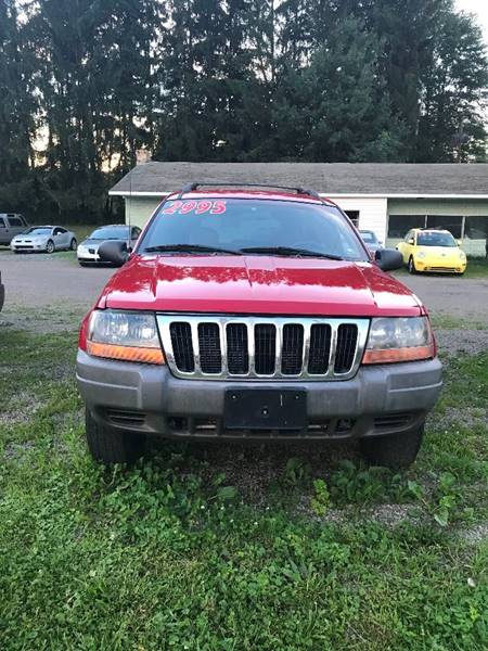 1999 Jeep Grand Cherokee For Sale At Millenium Motors In Marion Center PA