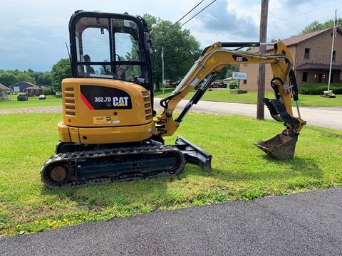 2015 Caterpillar 302.7DCR for sale in Marion Center, PA