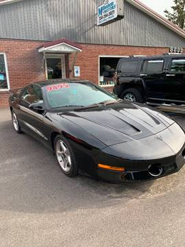 1995 Pontiac Firebird for sale in Marion Center, PA