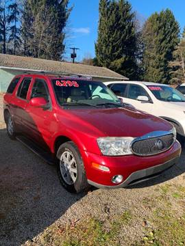 2004 Buick Rainier for sale in Marion Center, PA