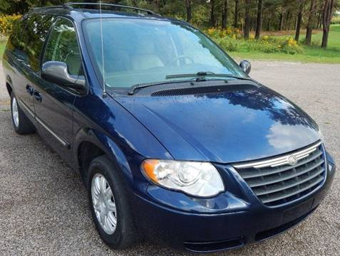 2006 Chrysler Town and Country for sale in Marion Center, PA
