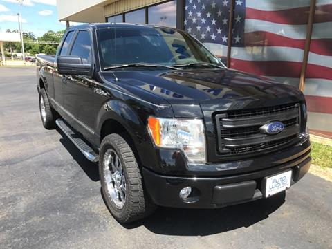 2014 Ford F-150 for sale in Mansfield, LA