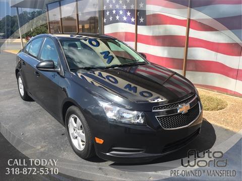 2014 Chevrolet Cruze for sale in Mansfield, LA