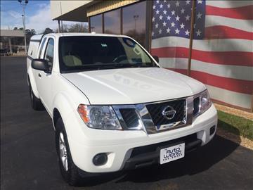 2013 Nissan Frontier for sale in Mansfield, LA