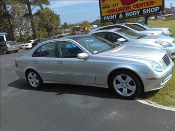 2004 Mercedes-Benz E-Class for sale in Statesboro, GA
