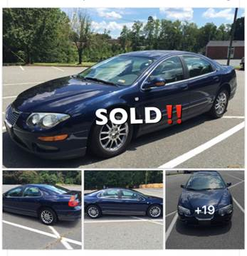 2004 Chrysler 300M for sale in Charlotte, NC