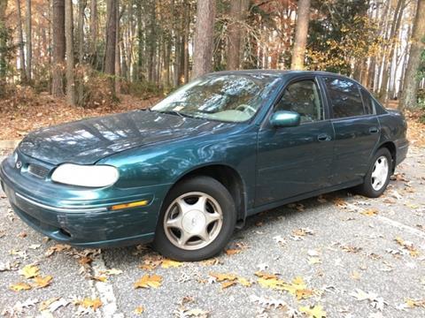 1997 Oldsmobile Cutlass
