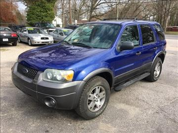 2005 Ford Escape for sale in Newport News, VA