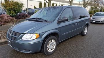 2005 Dodge Grand Caravan for sale in Puyallup, WA