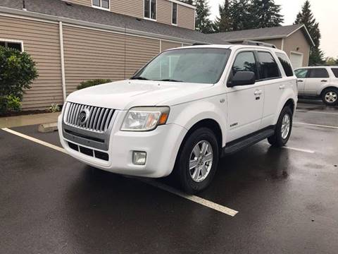 2008 Mercury Mariner for sale in Puyallup, WA