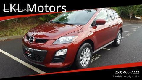 2012 Mazda CX 7 For Sale In Puyallup, WA