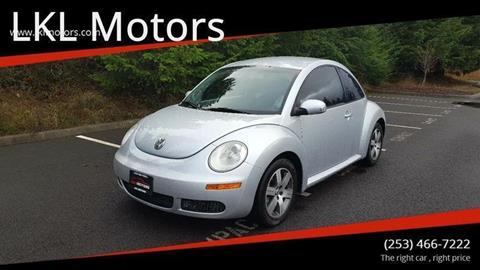 2006 Volkswagen New Beetle for sale in Puyallup, WA