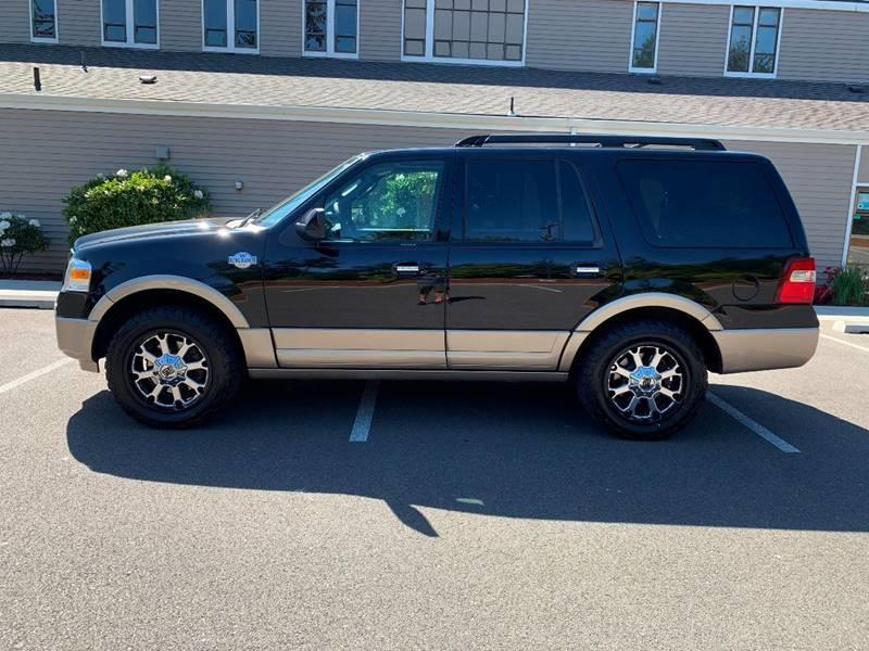 2012 Ford Expedition 4x4 King Ranch 4dr SUV In Puyallup WA - LKL Motors