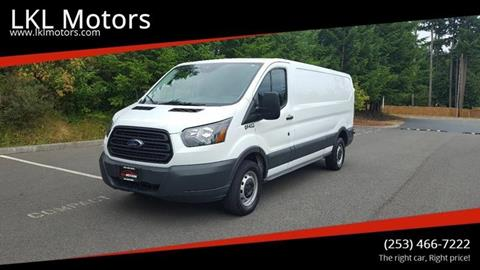 2017 Ford Transit Cargo for sale in Puyallup, WA