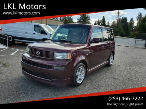 2005 Scion xB for sale in Puyallup, WA
