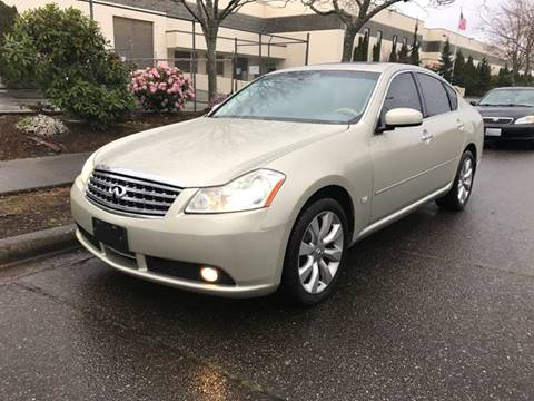 2006 Infiniti M35 for sale in Tacoma, WA