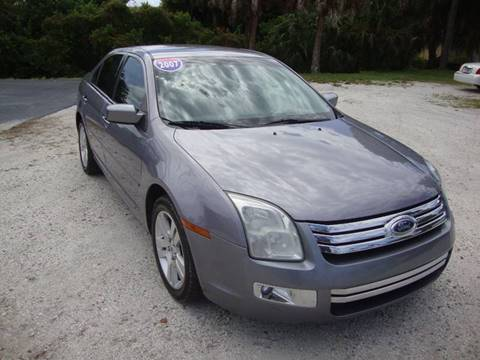 2007 Ford Fusion for sale in Sarasota, FL