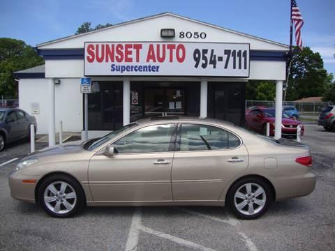 2006 Lexus ES 330 for sale in Sarasota, FL