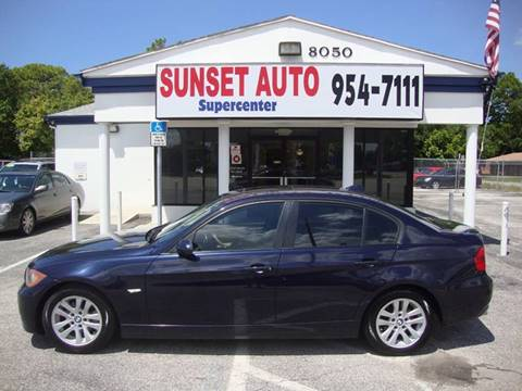 2007 BMW 3 Series for sale in Sarasota, FL