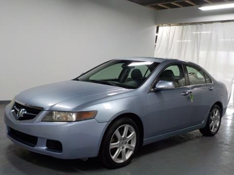 2004 Acura TSX for sale in Cincinnati, OH