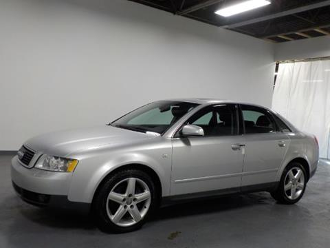 2003 Audi A4 for sale in Cincinnati, OH