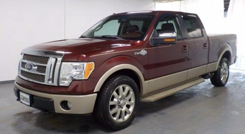 2009 Ford F 150 King Ranch Supercrew 4wd In Cincinnati Oh Nw