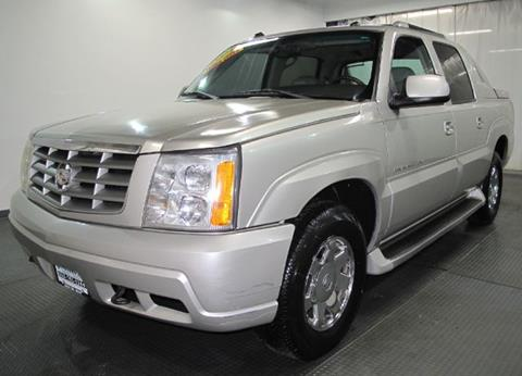 Used 2004 Cadillac Escalade EXT For Sale in Ohio - Carsforsale.com
