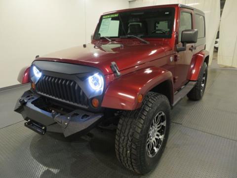 2007 Jeep Wrangler for sale in Cincinnati, OH