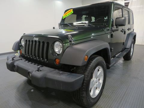 2010 Jeep Wrangler Unlimited for sale in Cincinnati, OH