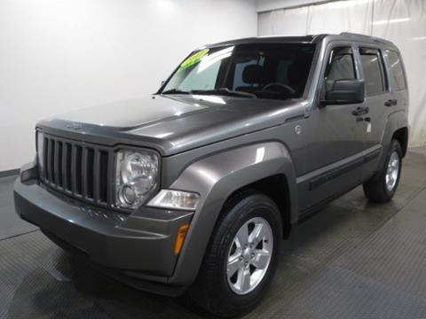 2012 Jeep Liberty for sale in Cincinnati, OH