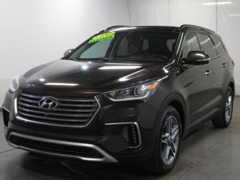 2017 Hyundai Santa Fe for sale at NW Automotive Group in Cincinnati OH