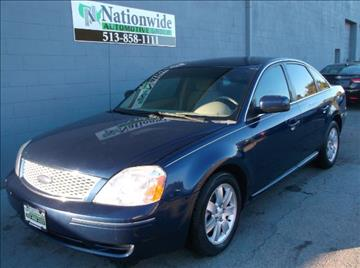 2007 Ford Five Hundred for sale in Cincinnati, OH