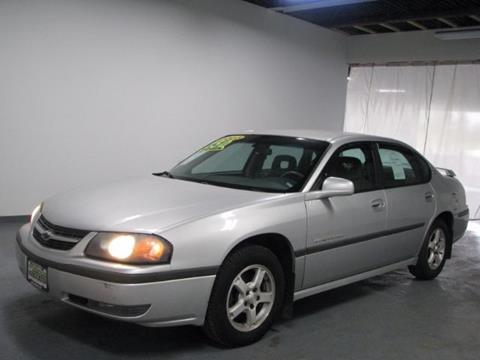 2003 Chevrolet Impala for sale in Cincinnati, OH
