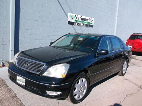 2002 Lexus LS 430 for sale in Cincinnati, OH