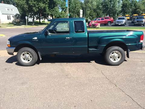 2000 Ford Ranger for sale in Cornell, WI