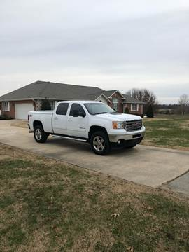 2012 GMC Sierra 2500HD for sale in Poplar Bluff, MO
