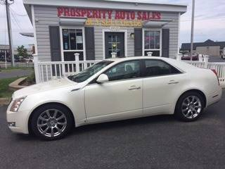 2008 Cadillac CTS for sale in Fredericksburg VA