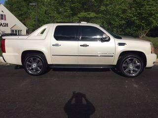 2008 Cadillac Escalade EXT for sale in Fredericksburg VA