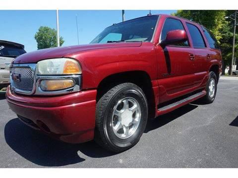 2002 GMC Yukon for sale in Fredericksburg, VA