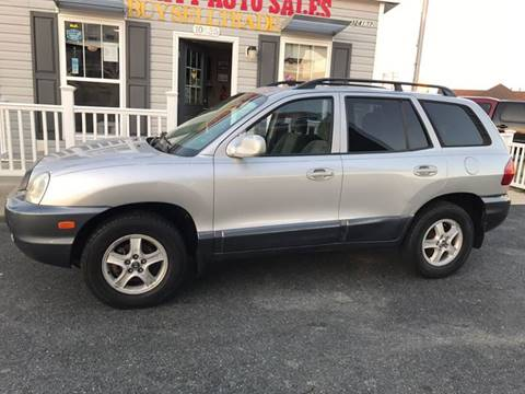 2004 Hyundai Santa Fe for sale in Fredericksburg VA