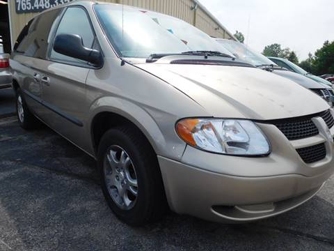 2002 Dodge Grand Caravan for sale in Lafayette, IN