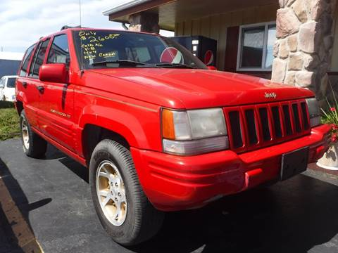 1997 Jeep Grand Cherokee for sale in Lafayette, IN