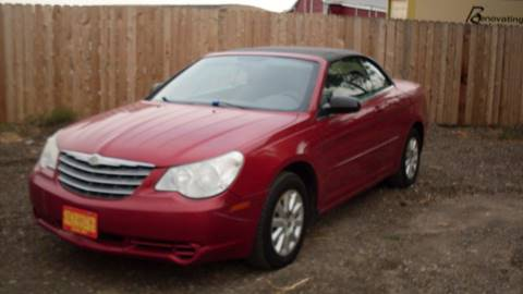 2008 Chrysler Sebring for sale in Ulm, MT