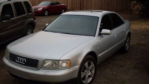 2000 Audi A8 for sale in Ulm, MT