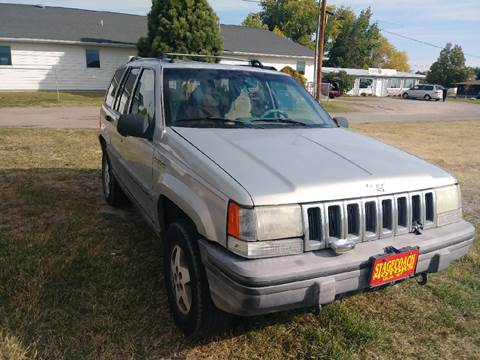1994 Jeep Grand Cherokee For Sale In Great Falls, MT