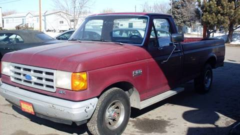 1991 Ford F-150 for sale in Great Falls, MT